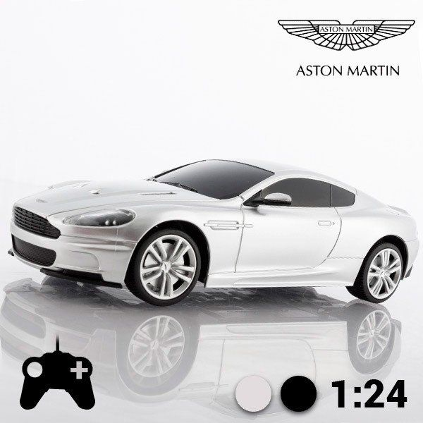 ASTON MARTIN DBS COUPÉ REMOTE CONTROL CAR - Geeks Buy Gadgets