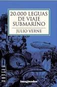 Veinte mil leguas de viaje submarino es una de las obras literarias más conocidas del escritor francés Julio Verne. Se dio a conocer en la Magasin d'Éducation et de Récréation desde el 20 de marzo de 1869 hasta el 20 de junio de 1870.