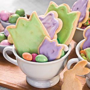 Easter Cookies   MyRecipes.com
