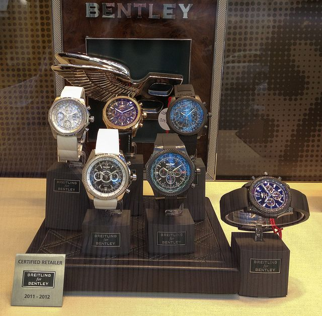 Breitling Bentley Watches