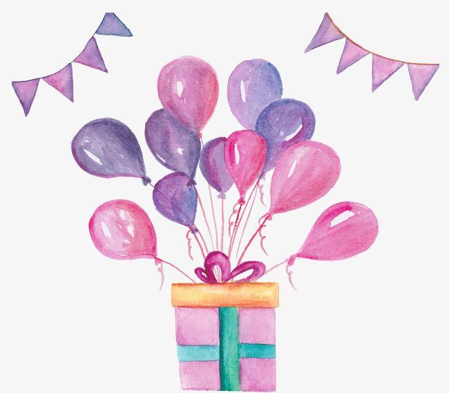 Открытка для мамы на день рождения красками