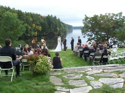 Hamilton house wedding, South Berwick, Maine. Foster's Clambakes and Catering, York, Maine, New Hampshire and Maine wedding and event caterers. http://www.fostersclambake.com