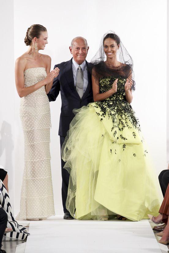 #moda #fashion Photos and reviews of the Oscar de la Renta Spring Summer 2014 Ready-To-Wear collection #OscardelaRenta