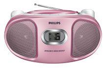 PHILIPS CD Soundmachine - Rosa