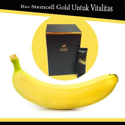 Bio Stemcell Gold Untuk Mengatasi Masalah Vitalitas