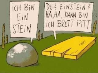 You'll only get this if you're German but omg I'm dying
