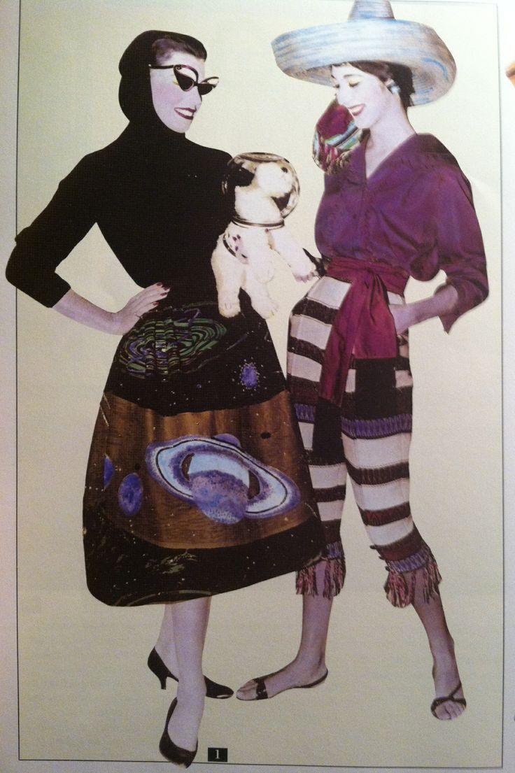 50s Fashion Dames Vintage Pinterest Vintage