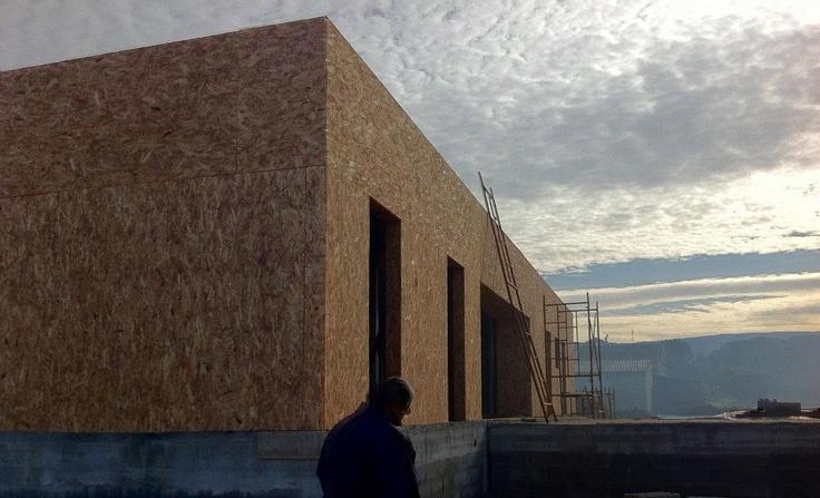 casa SALVADOR | em obra 2012  Seia  http://www.facebook.com/ARTSPAZIOS