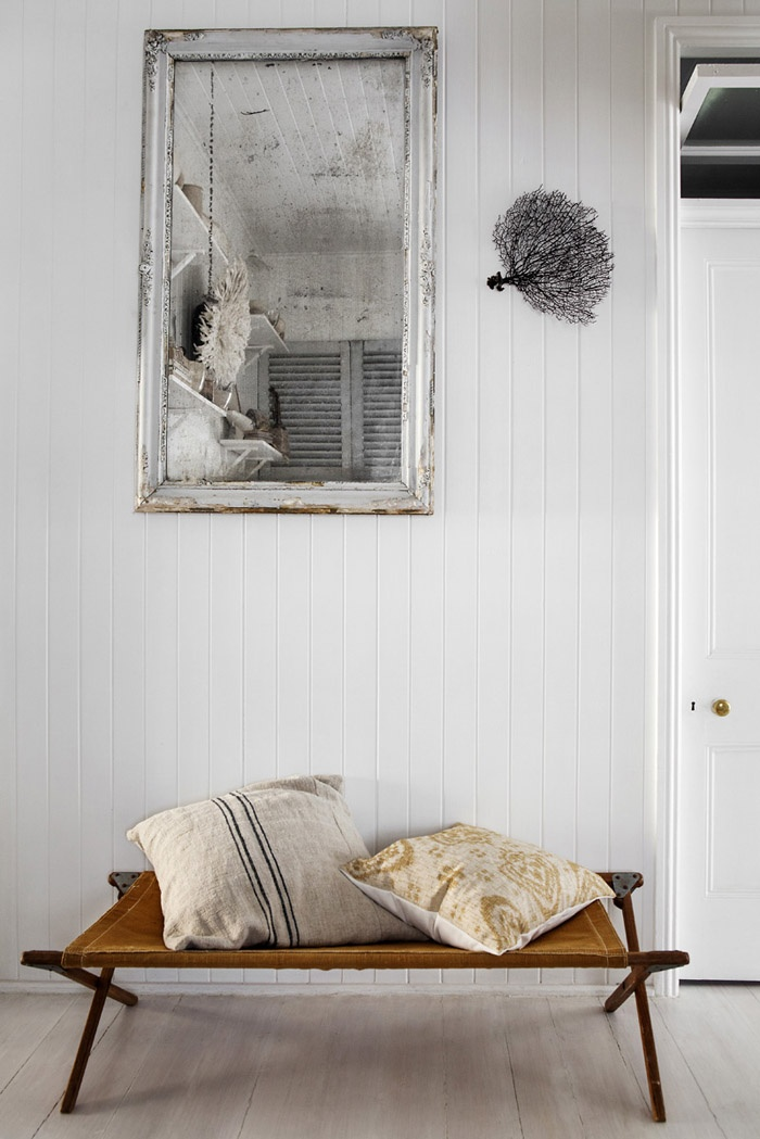 Sneak peek from May/Jun 13 Inside Out Magazine - The home of Kara Rosenlund. Styled by Megan Morton.