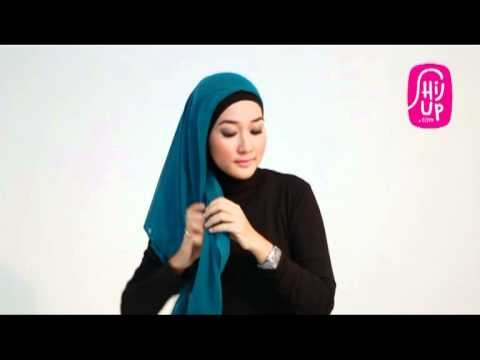 Hijab Tutorial Style 6 - HijUp.com