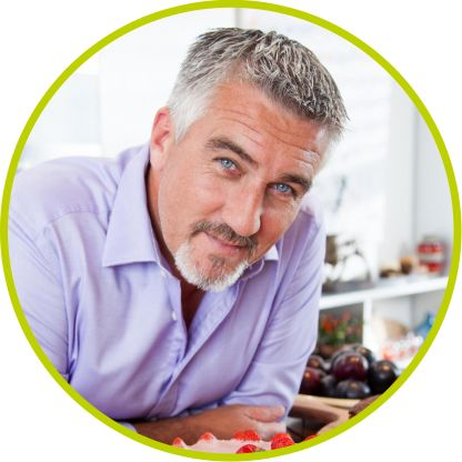 Paul Hollywood :Pies and Puds @ Gusto TV