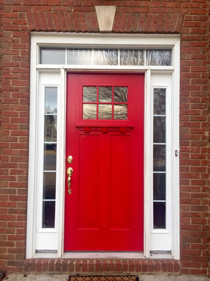 17 best images about exterior house paint on pinterest Best red for front door