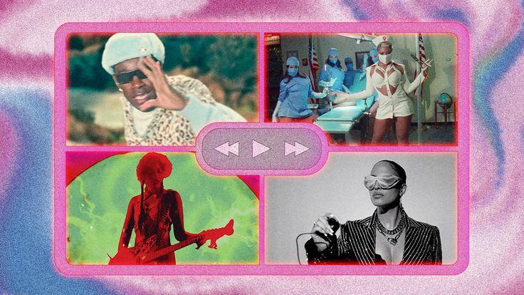 The 8 Best Music Videos of June 2021 | Pitchfork Girl Life Hacks, Girls Life, Michel Gondry, Vince Staples, Monster Mask, John Malkovich, Soul Singers, Iggy Pop, Nightmare On Elm Street