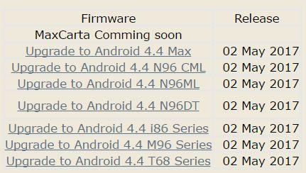 Czytniki Onyx w końcu doczekały się nowego Androida