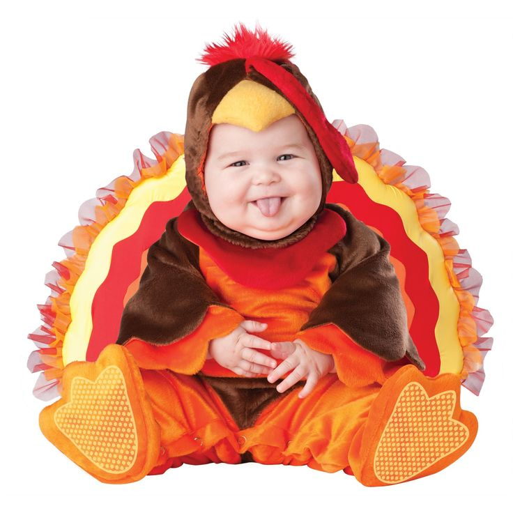 Lil Gobbler Infant / Toddler Costume 800134