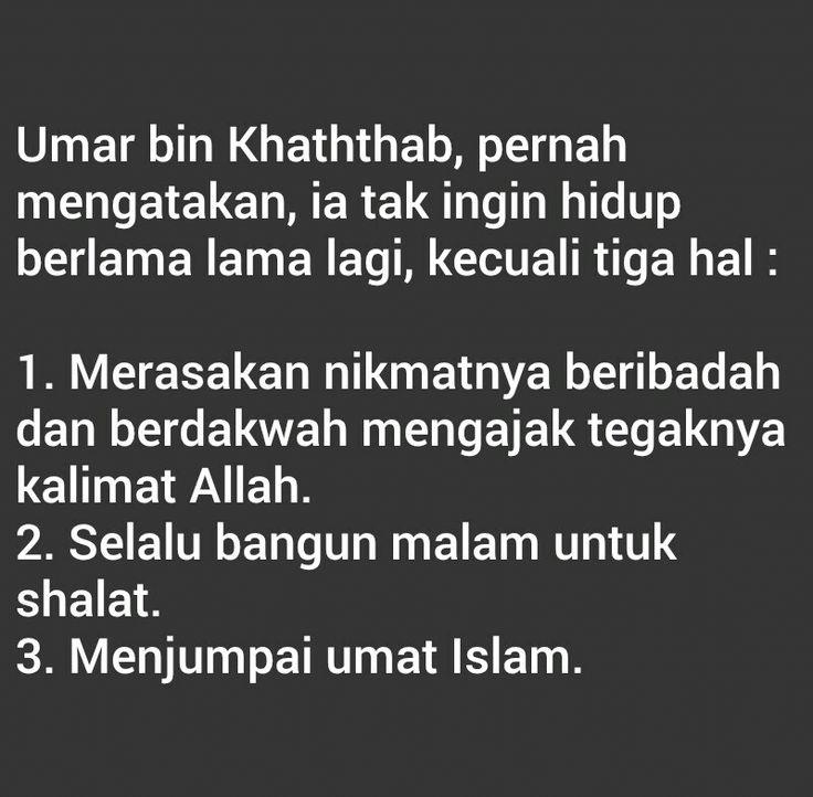 Kutipan Islam - Umar bin Khattab