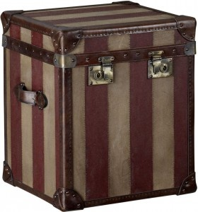 london stripe trunk
