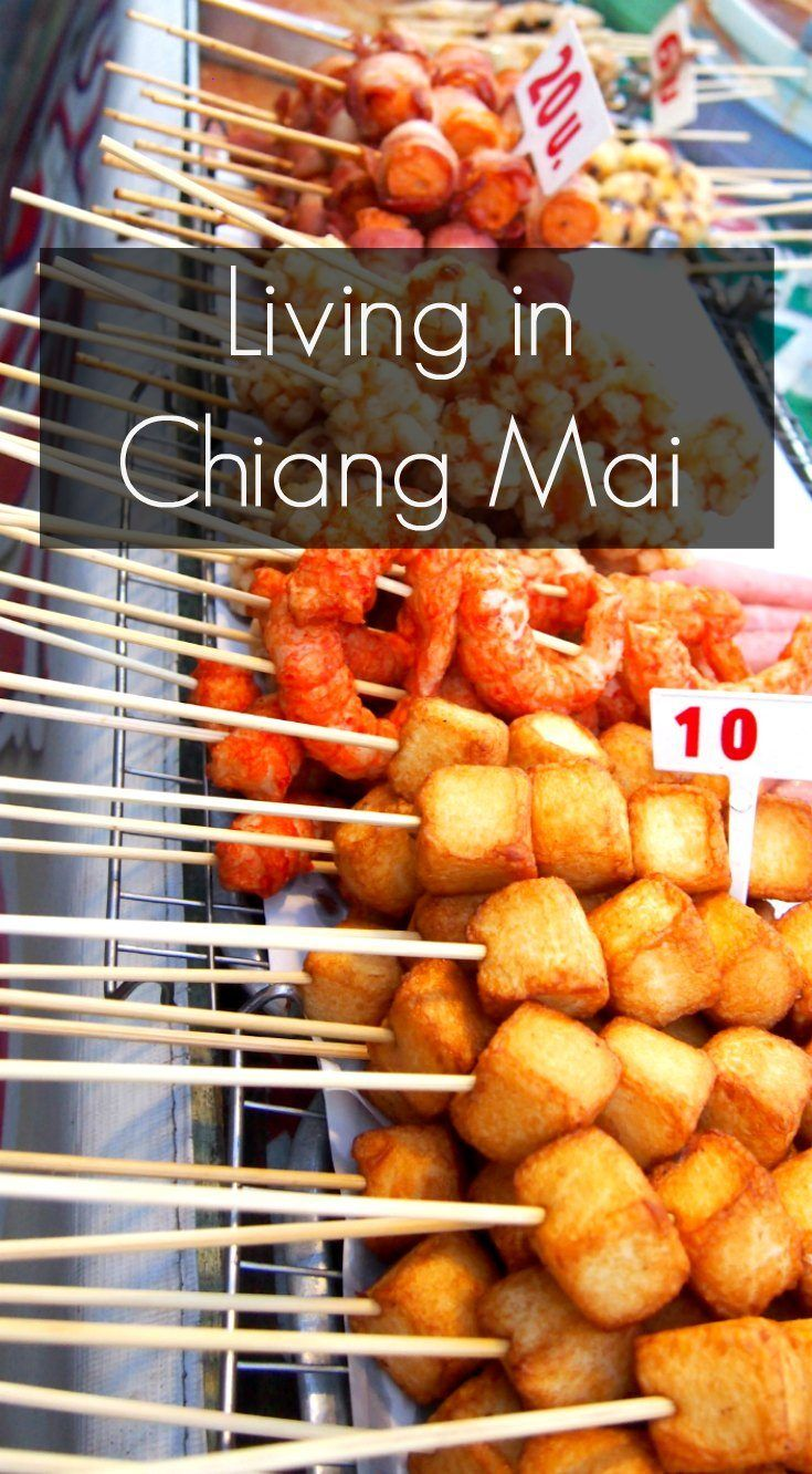 Chiang Mai Thailand. Living in Chiang Mai. If you've ever thought of living in Thailand, Chiang Mai should be a city to consider. via @worldtravelfam/