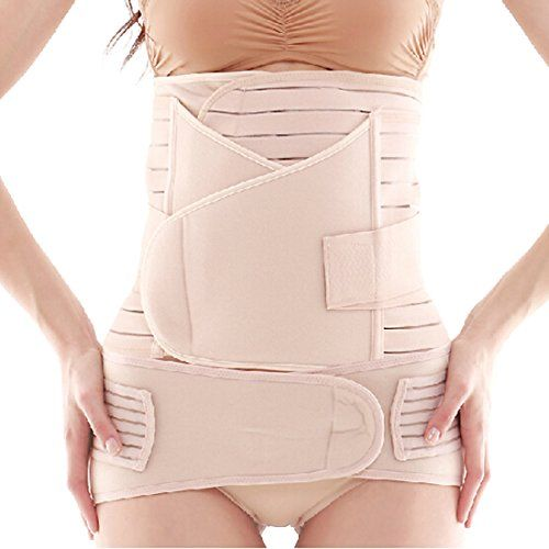 Postpartum Pregnancy Belt-Support Slimming Shaper SS-W07-X (a set) this looks complicated ??