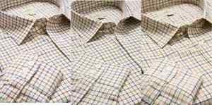 Hoggs Cotton Tattersall Shirts Farming Hunting Shooting Casual Soft Comfy | eBay