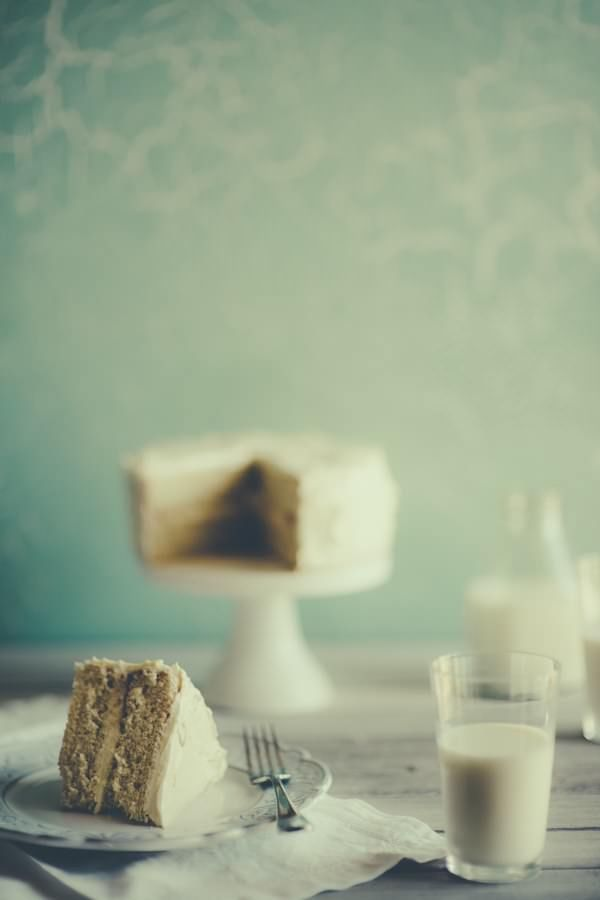 Vanilla Sponge Cake with a Vanilla  Buttercream icing   Souvlaki for the Soul