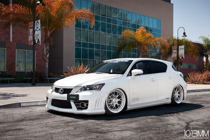 SSR Wheels Lexus CT 200h (by 1013MM)
