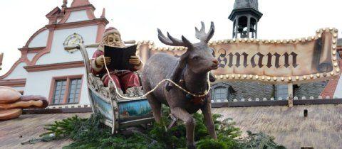 Darmstadt: Weihnachtsmarkt | Darmstadt- Frankfurter Rundschau
