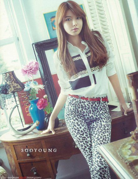 SooYoung Sone note japan