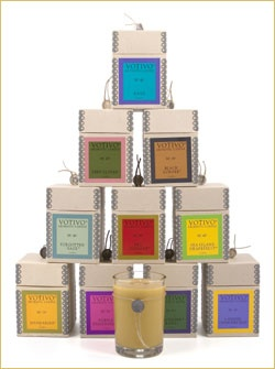 Votivo candles smell exactly like they say they smell.