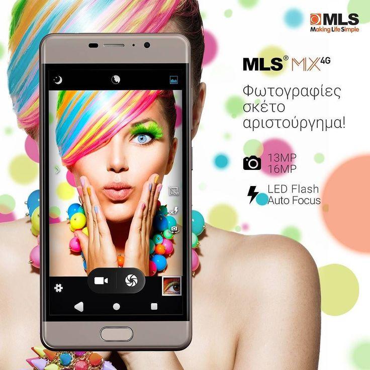 ΜLS MX 4G για φωτογραφίες σκέτο αριστούργημα! #MLSMX