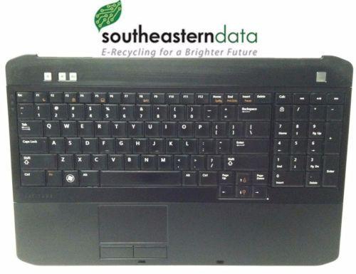 Dell Latitude E5520 OEM Palmrest & Touchpad & Keyboard 1A22J4200-GHC-G