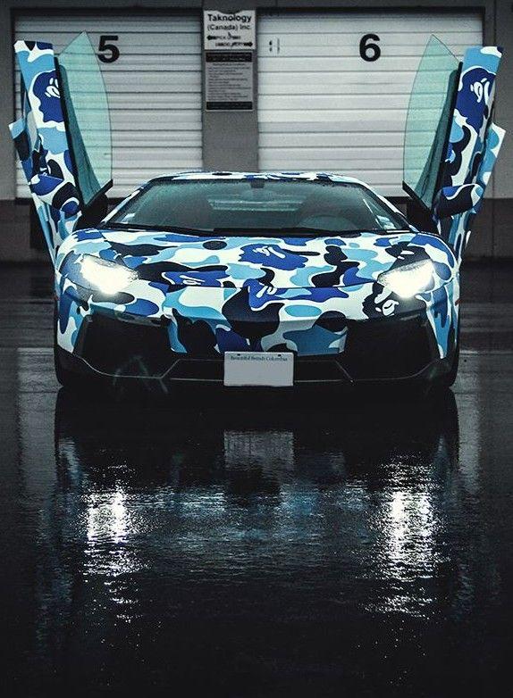 Lamborghini Aventador Airbrush Pinterest