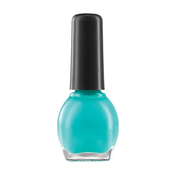 Colour up your summer with this cool new shade from our nc Colour Splash Nail lacquer set! #nutrisummer