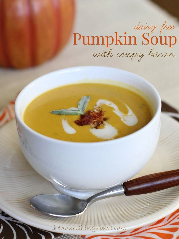 I cannot even begin to describe to you how incredibly DELICIOUS and creamy this soup is. Plus, it's so easy to make! And, it's DAIRY-FREE, which you simply will not believe because it's so creamy, savory and satisfying. YUM!