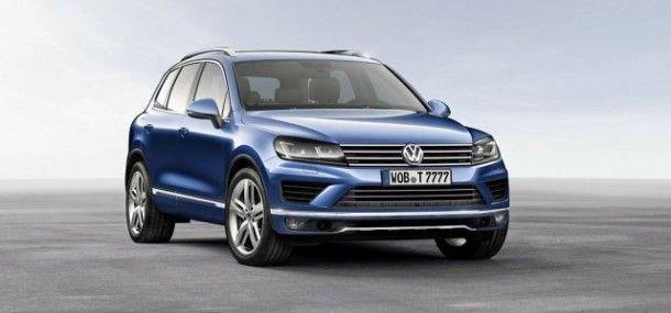 2015 Touareg VW Concept Redesign