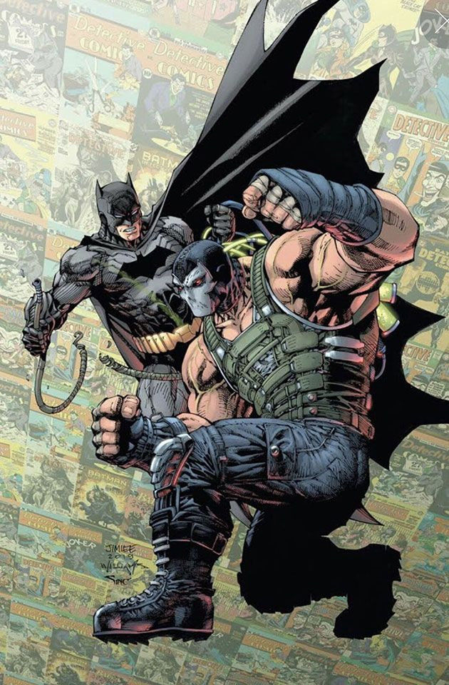 Detective Comics #1000 - Torpedo Comics Jim Lee Variant