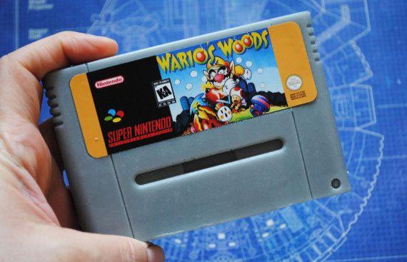 Pal SNES Super Nintendo Cart Soap: Retro and geeky by NerdySoap