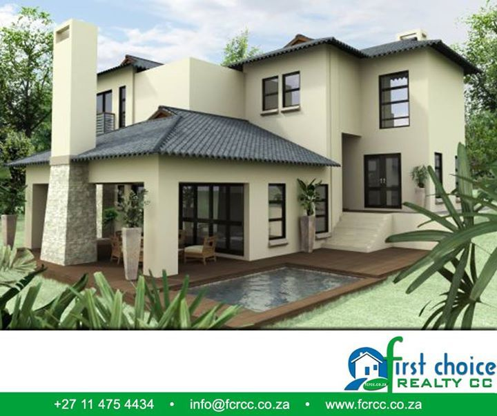 Although First Choice Realty CC specialise in building homes for everybody on a low budget, we are able to build more elite establishments for executives and people who would like a little more. Contact us for more information in this regard. #lifestyle #firstchoicerealty #executivehomes