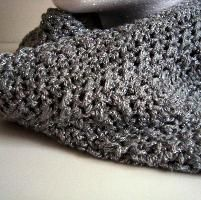Looking for crocheting project inspiration? Check out Lacy V Tote by member LuvMaxine.