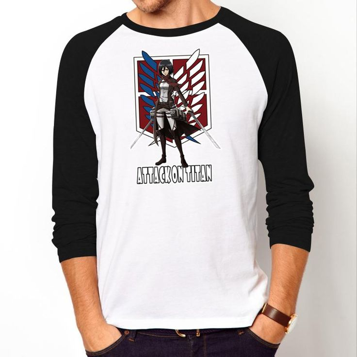 Where Can I Buy Attack On Titan Shirt Cheap - Free Shipping Worldwide