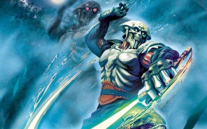 Download wallpapers Yoshimitsu, fighting game, fighter, Street Fighter X Tekken, Street Fighter
