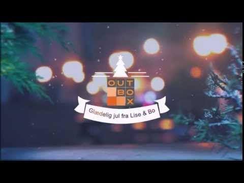 Glædelig jul fra Lise og Bo, Outbox Media + Design