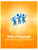 Sample Activity Book Pages to learn about Believers around the world.