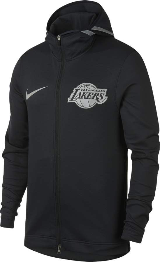 8891d1549 Nike Los Angeles Lakers Therma Flex Showtime Men s NBA Hoodie ...