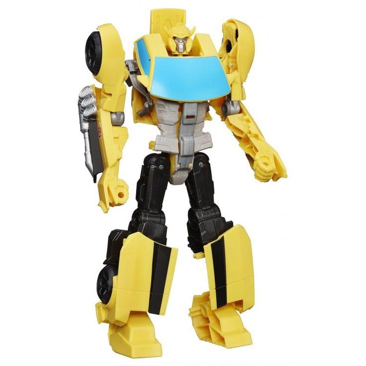 Hasbro Transformers Generations Leader Bumblebee (6 Steps) #transformer