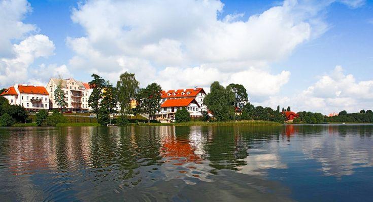 Hotel Anek *** – Wypoczynek  nad samym jeziorem
