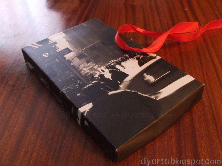 recycling calendar- gift box