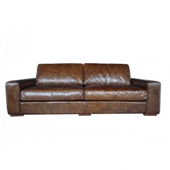 "Cigar Sofa - 96"" wide"