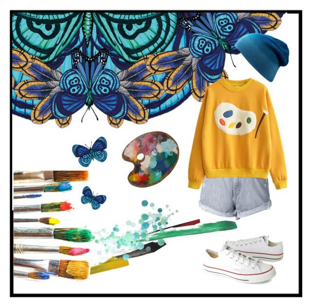 Art Classes by justonebadday on Polyvore