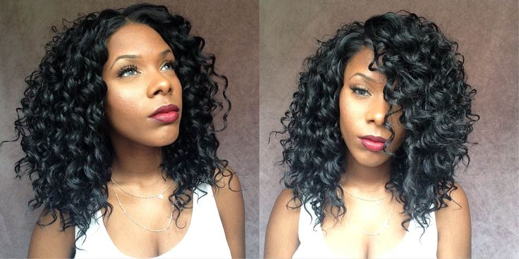 Effortless Already Curled Wig: Friday Night Hair GLS66